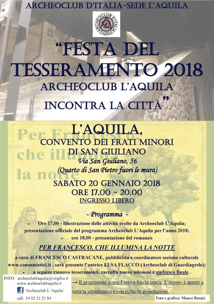 archeoclub 2018 genn