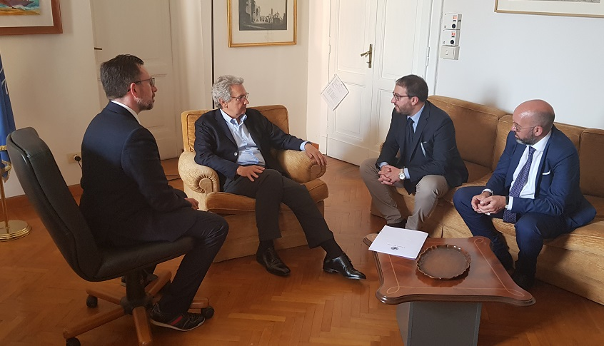 Incontro Roma Unesco