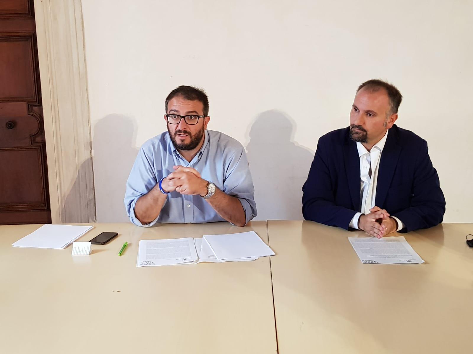 Conferenza stampa Gran Sasso