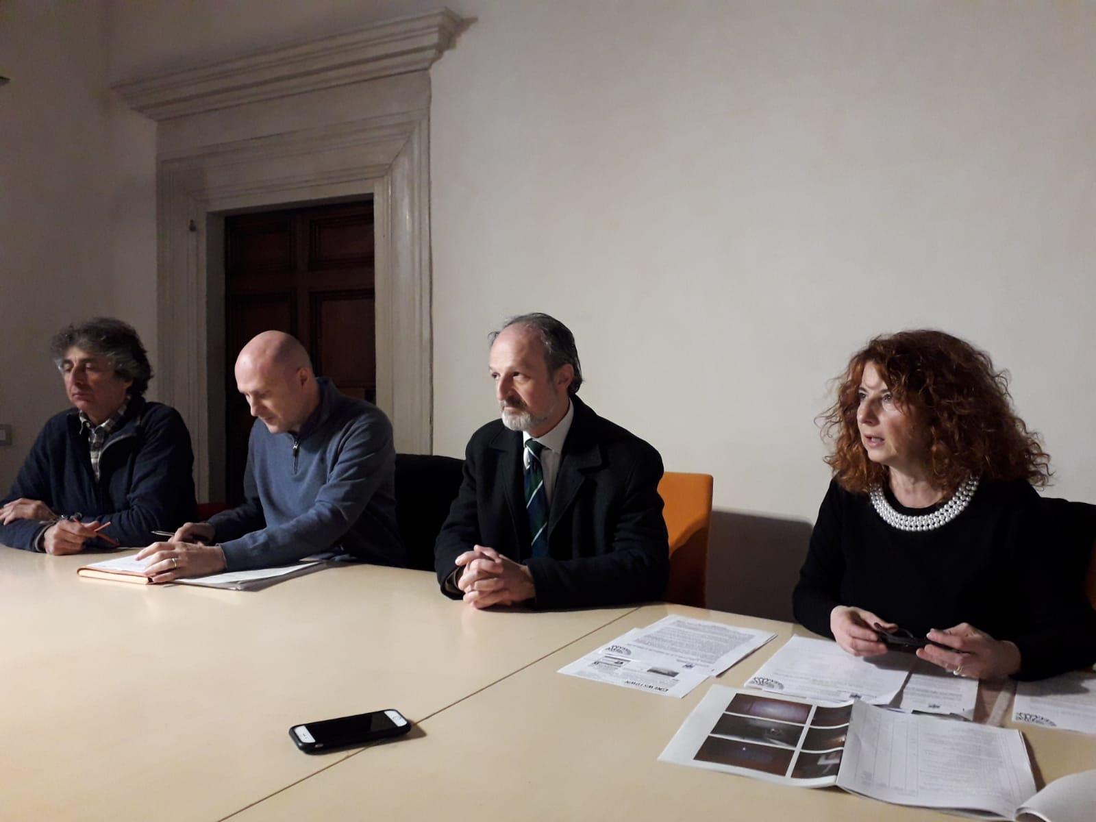 Conferenza stampa parCollemaggio