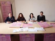 Conferenza stampa giornata contro la violenza sull