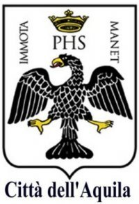 Lo stemma dell'Aquila
