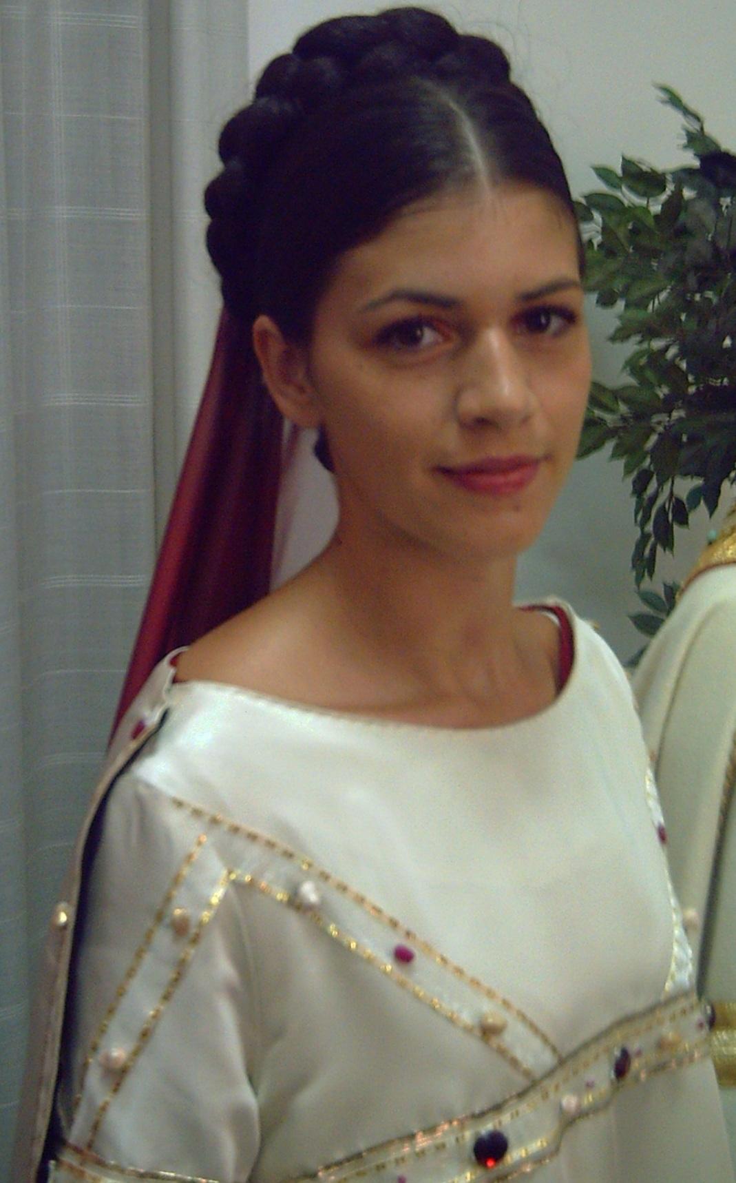 Francesca Spennati, Dama della Bolla 2011