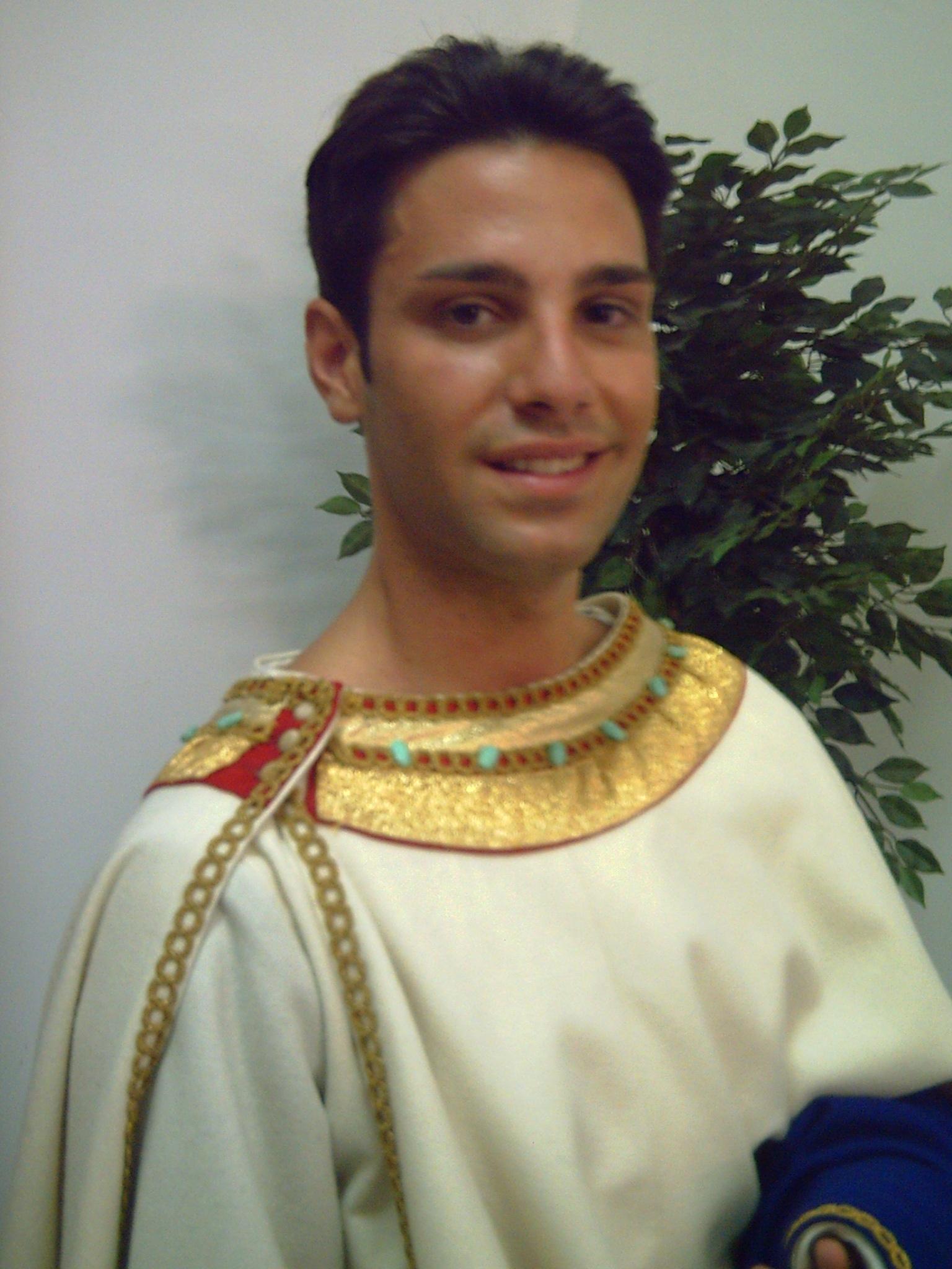 Roberto Zetti, Giovin Signore 2011