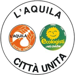 contrassegno L'Aquila città unita