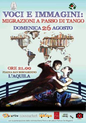 Voci e Immagini a passo di tango