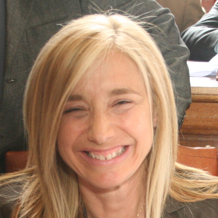 Antonella Santilli, vice Presidente vicario del Consiglio comunale