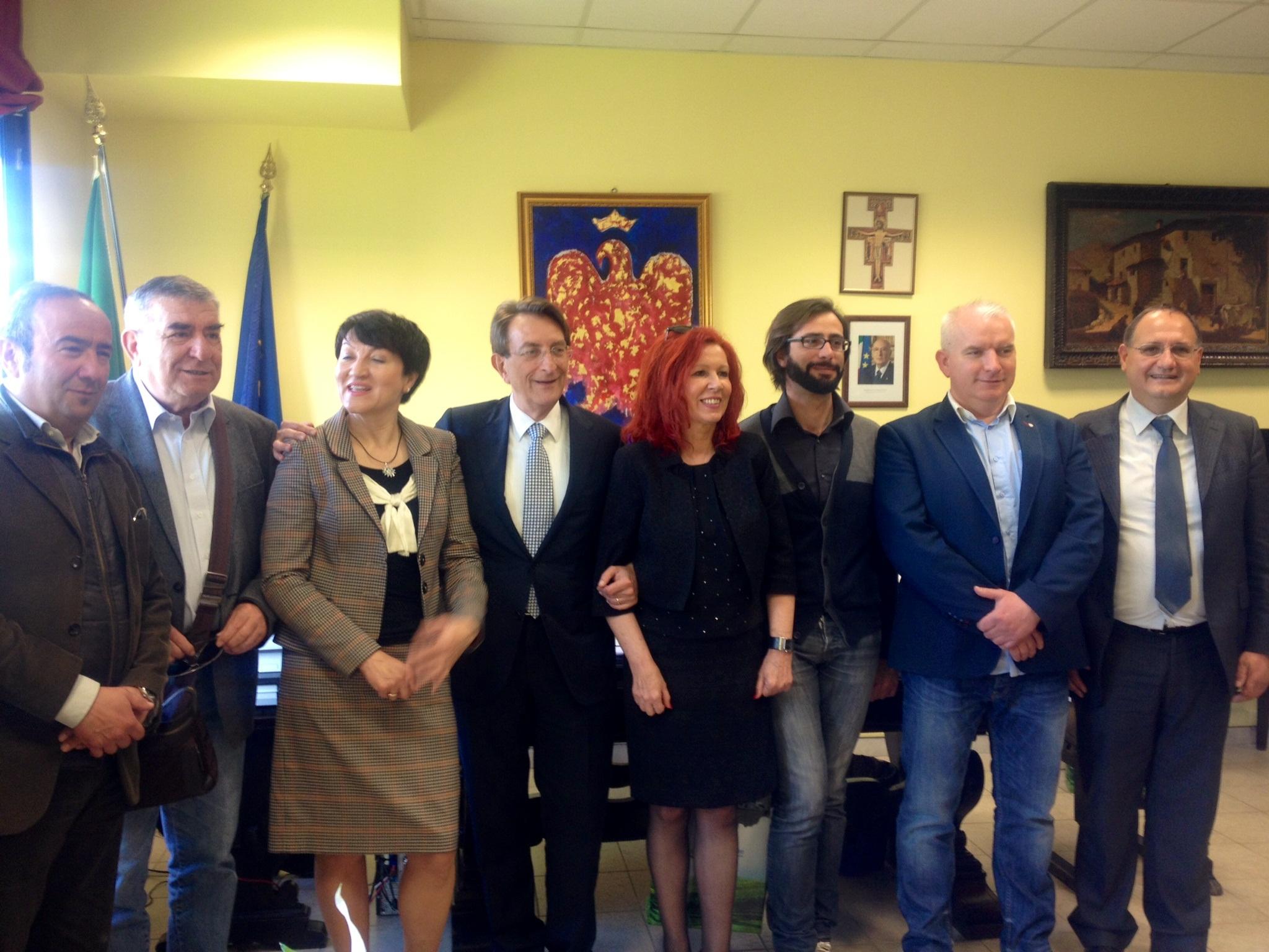 Delegazione polacca