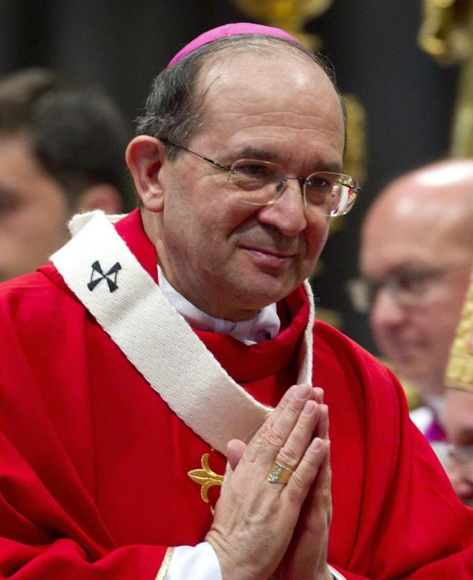 Monsignor Petrocchi