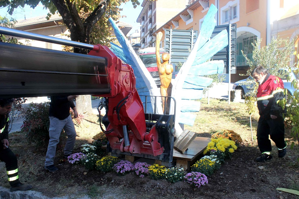 monumento vittime