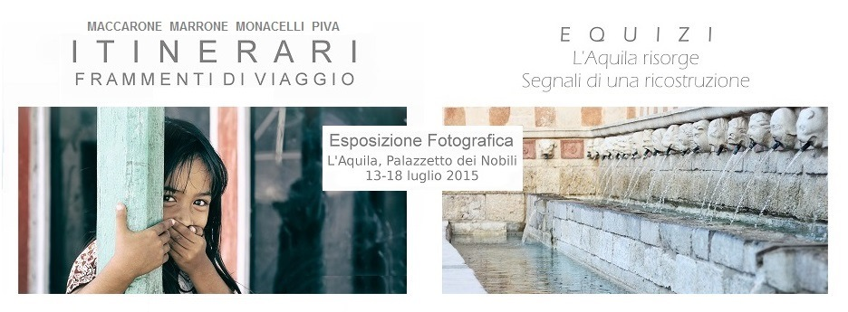 Itinerari mostra fotografica