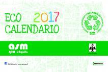 Eco calendario 2017