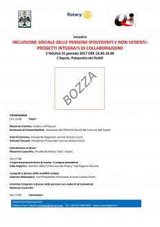 Rotary Inclusione sociale