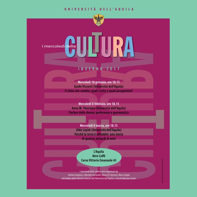 mercoledì cultura2