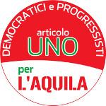 Democratici e Progressisti Articolo Uno per L'Aquila
